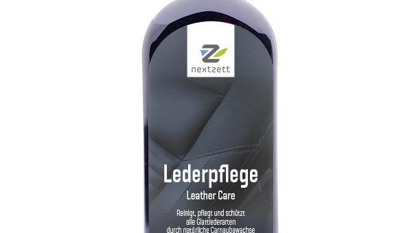 Odos atnaujinimo ir valymo priemonė Lederpflege jau atvyko!